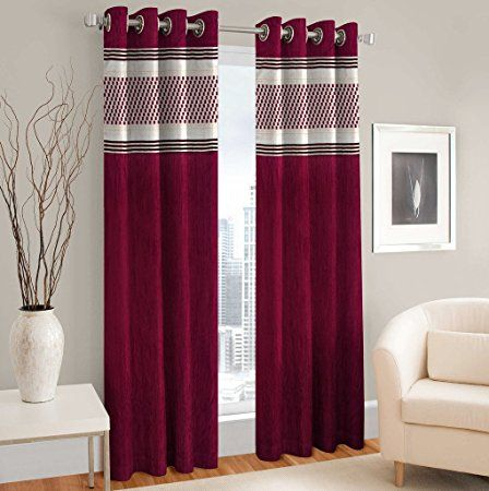 17 best ideas about Maroon Curtains on Pinterest | Red curtains ...