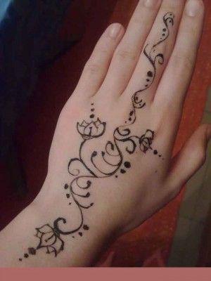 225 Tatuajes En La Mano Muñeca Y Dedos Para Mujeres Tatuajes Para