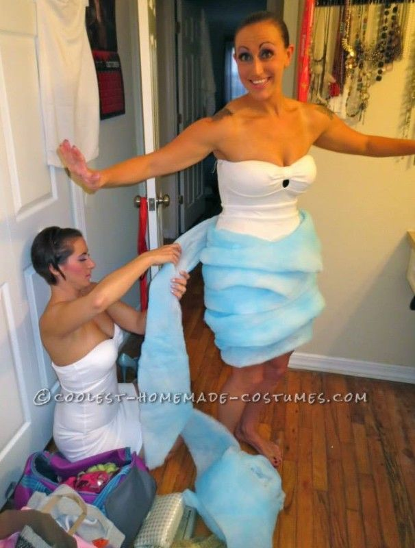 Coolest Cotton Candy Girls Costumes - 1