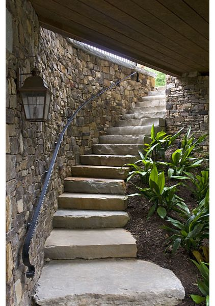 Marvelous Outside Stairs Ideas