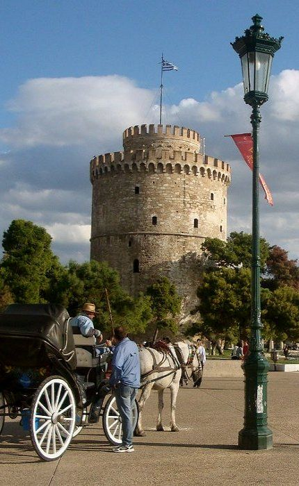 Thessaloniki , Greece (by Alexanyan on Flickr). #Greece #Thessaloniki #Macedonia
