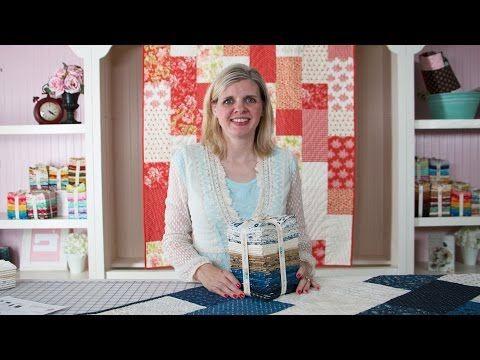 The Fat Quarter Fizz Is Such A Fun, Easy Quilt! – Crafty House
