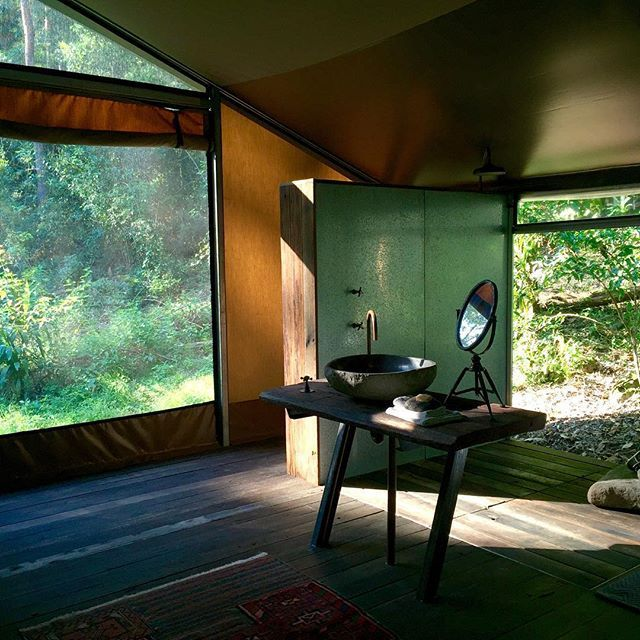 Gallery of a south-east-Queensland luxury c&ing experience & 43 best Glamping images on Pinterest | Go glamping Glamping and ...