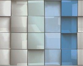 Tapeta 9602-01 Graficzne Wzory 3D