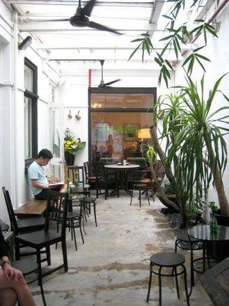 Papa Palheta coffee boutique, Singapore | Travel | Wallpaper* Magazine: design, interiors, architecture, fashion, art