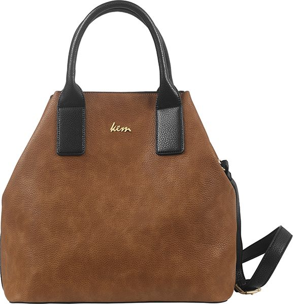 Τσάντα μεγάλου μεγέθους σε συνθετικό υλικό Lavato.