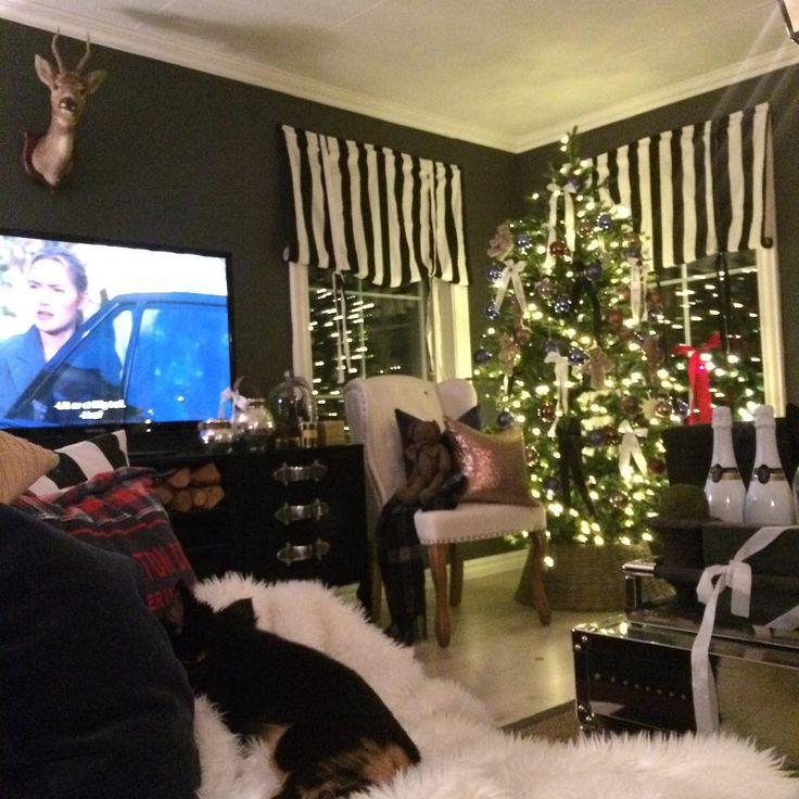 ⭐️Watching my favourite Christmas movie - The holdiday⭐️ #theholiday #christmas #christmastree #christmasmovie #julefilm #jul #beutifulhomes555 #camillashome #classyinteriors #classicinteriors #decor #dream_interior #finahem #home #hem_inspiration #interior #interiør #interior123 #interior125 #interior444 #interior4all #interior4you #interior4you1 #stue #livingroom #chihuahua #blackandtan #scarlet