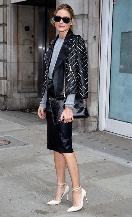 Olivia Palermo, fiel defensora del reciclaje 'fashion' - Foto 29
