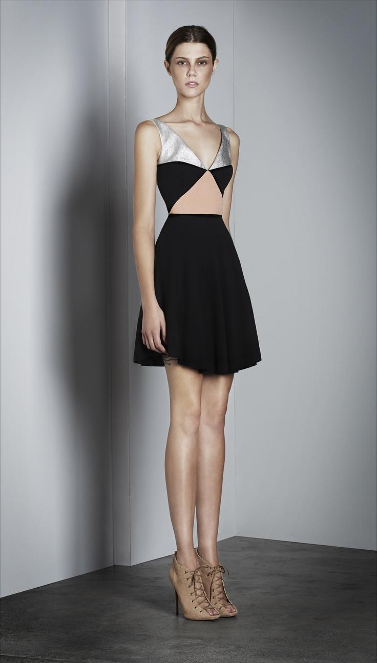 Dress: Samantha
