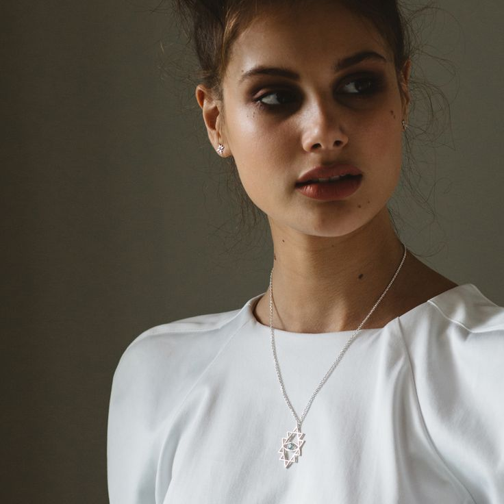 Shakti Eye Necklace