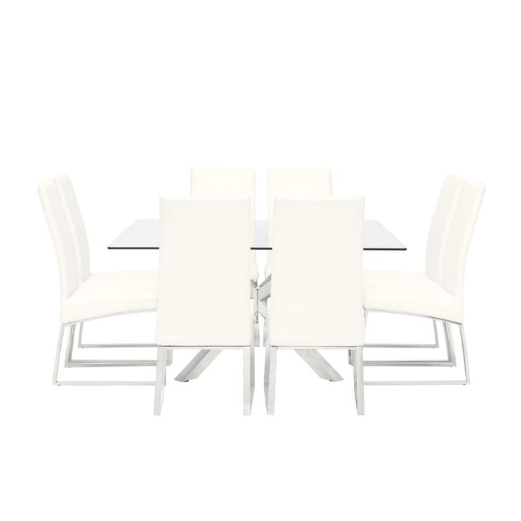 Astrid 9-Piece Dining Setting from Domayne Online