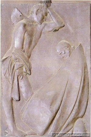 Giacomo Manzu' -  Porta della Morte  (particolare, Vaticano, 1952-64).jpg