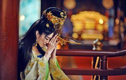 The Empress of China --- Tang dynasty, Wu Zetian