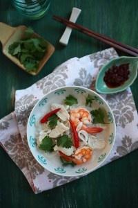Coconut Lime Noodle Soup | food ideas | Pinterest