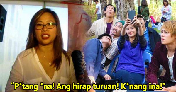 [Trending Now] TRUTH REVEALED: Verbal Abuse And Humiliation Of Cathy Garcia-Molina Towards A Talent And Her Boyfriend!