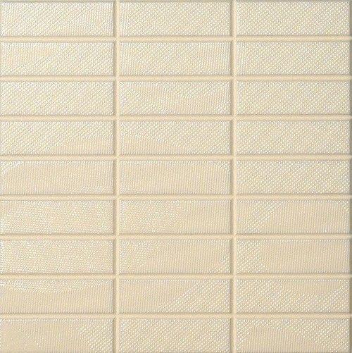 #Dado #Mosaik #Seta Beige 20x20 cm 301118 | Feinsteinzeug | im Angebot auf #bad39.de 20 Euro/qm | #Mosaik #Bad #Küche