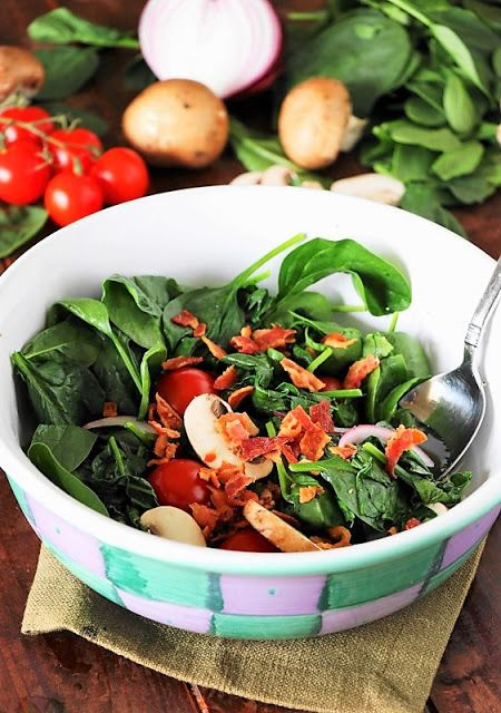 Can Wilted Spinach Salad Be a Celebration of My Cancer Journey?