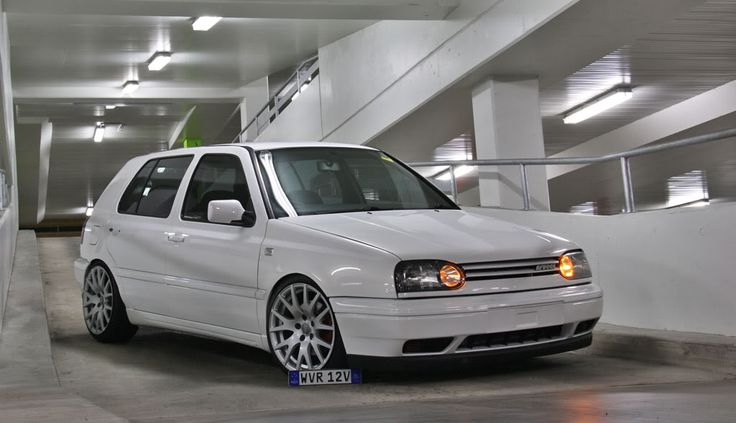 The Official Golf MKIII Picture Thread - Page 9