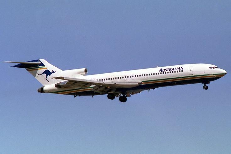 Australian Airlines Boeing 727-276 (VH-TBJ)