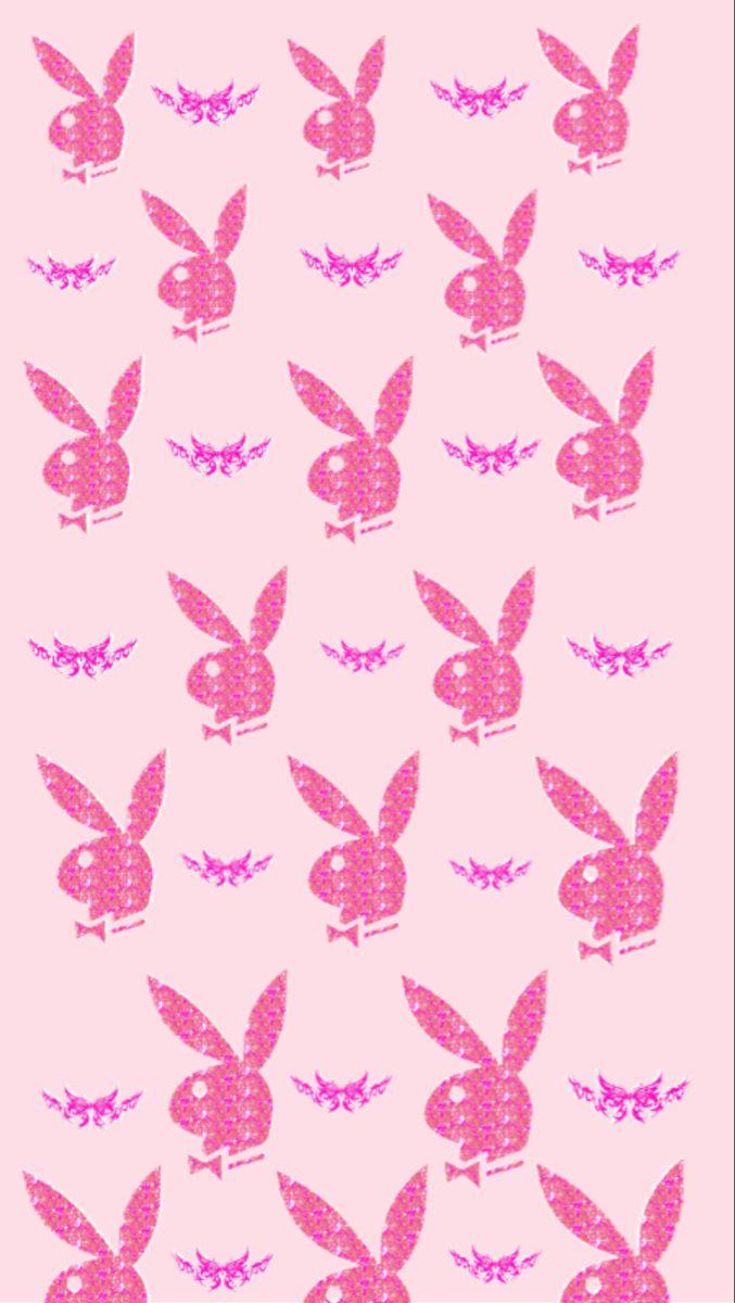 Tumblr Butterfly Wallpaper Playboy Bunny Aesthetic