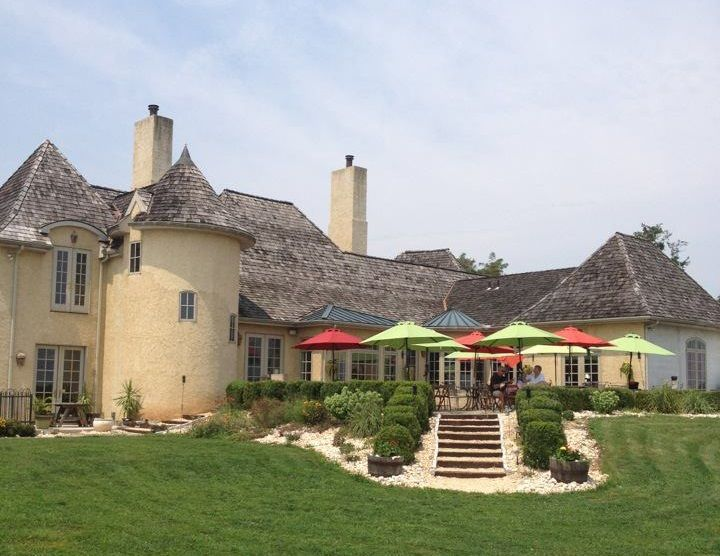 At Moon Dancer #Winery in Wrightsville, Pa., a French country chateau overlooks the beautiful Susquehanna River, offering premium European Style dry wines as well as select Pennsylvania sweet wines. This winery is one of the many wonderful wineries on the Mason-Dixon Wine Trail.