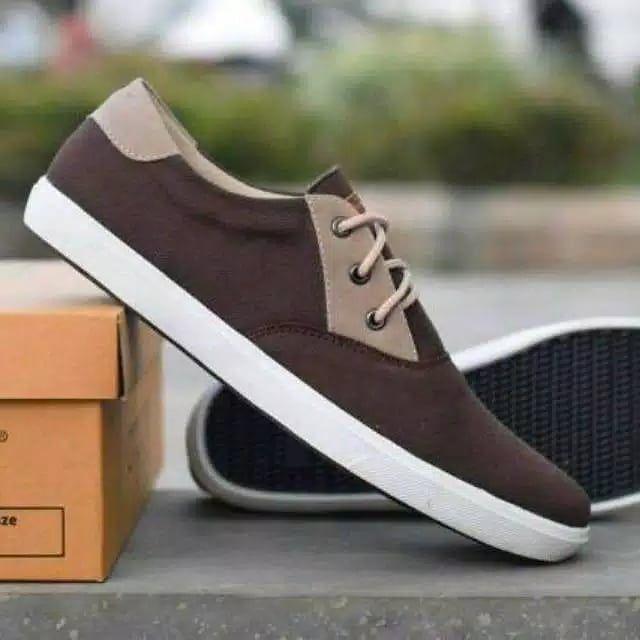 Sepatu Dhoom Redmi Sepatu Sneakers Casual Pria Rp 170 000
