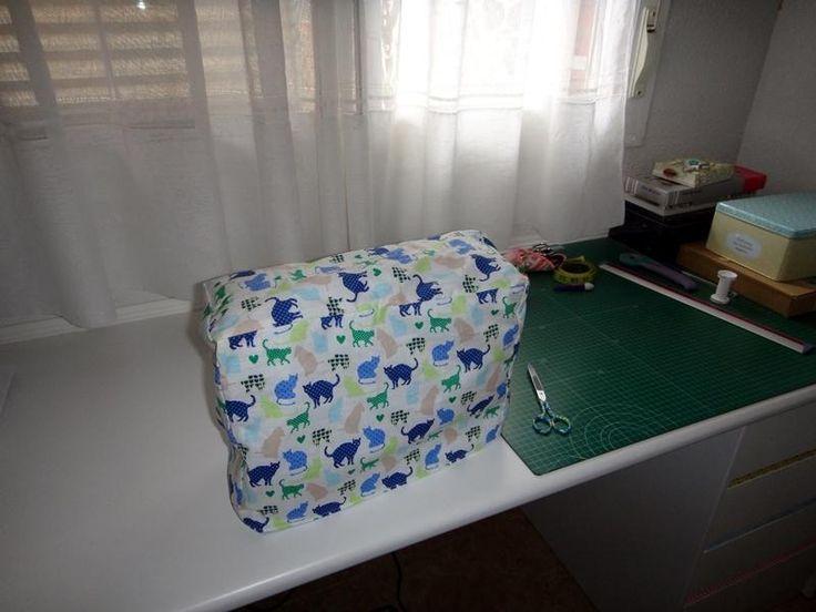 Funda reversible para tu máquina de coser