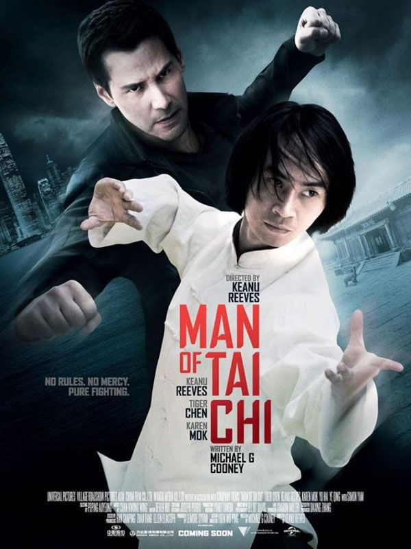 Man of Tai Chi(L'Homme du Tai Chi) Langue : French  Genre : Action , Arts Martiaux  Duree : 1h 40mn  Taille : 1.40 GB  Qualite : BRRiP  Annee de Sortie : 2013  Soumis Par : Dm  Nom de la releaseNew : Man.Of.Tai.Chi.2013.LiMiTED.TRUEFRENCH.BRRiP.XViD.AC3-ARTEFAC  Description : Tiger, un talentueux combattant de Tai Chi, livreur en dehors du ring, se voit offrir des combats excessivement rémunérés par un riche entrepreneur à Hong-Kong.