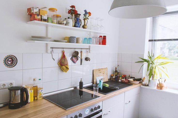 Küche in WG Hamburg Horn