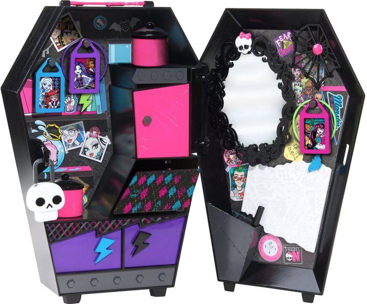 Amazon Just Play Monster High Fang Tastic Locker