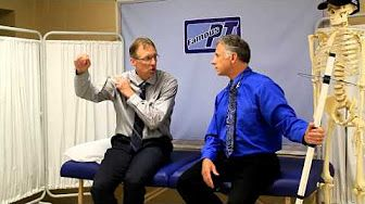physical therapy video rotator cuff exercises - YouTube