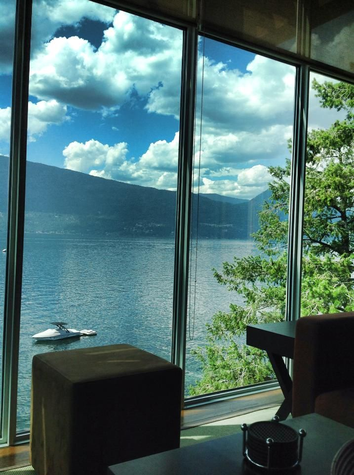 A view from one of our Ridge homes. A hidden gem in the Okanagan!