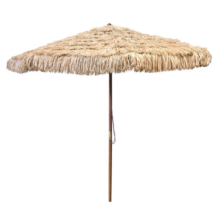 Charming Enjoy The Shade On Those Bright Summer Days With The Jordan Manufacturing  Hula Umbrella. This Large Umbrella Will Go Perfectly At The Poolside Or On  The ...