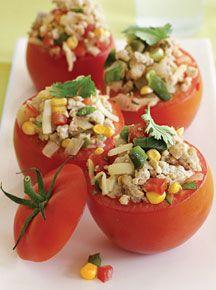 Salada, saladinha, bem temperadinha