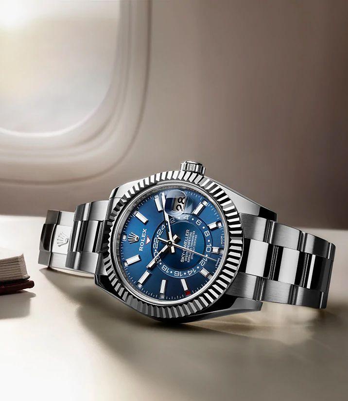 Rolex Sky Dweller The Man Rolex Watches Luxury Watches For Men Luxury Watches