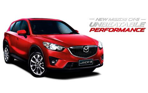 Kredit Mazda CX-5 Bandung.Diskon, Paket Kredit DP ringan Mazda CX5