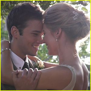 BEST WEDDING VIDEO EVER // Nathan Kress & Wife London Share Gorgeous & Moving Wedding Video With Fans