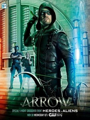 Baixar Arrow 6ª Temporada Dublado E Legendado Mega Arrow Tv
