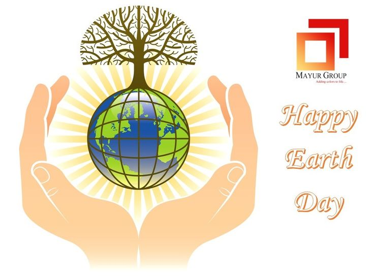 We need to protect the planet, not for anyone else's, but for our own sake. Wishing you all a Happy Earth Day.