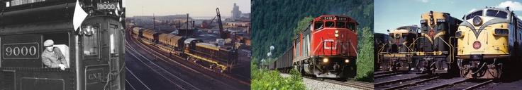 Canadian National Railways Historical Association