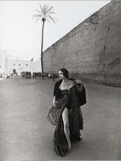 by Peter Lindbergh | For Vogue Magazine France | April 1991