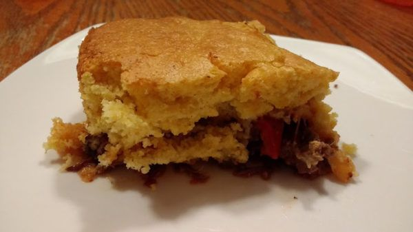 Tamale Pie: An Easy, Healthy, and Delicious Weeknight Dinner http://burlingtonvt.citymomsblog.com/2018/01/04/easy-dinner-tamale-pie/