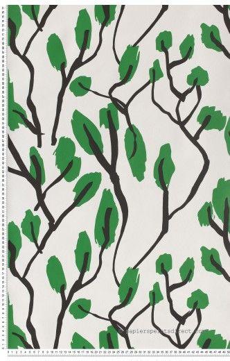 Papier Peint JC De Castelbajac : papier peint direct, vente decoration murale et tapisserie murale de maison