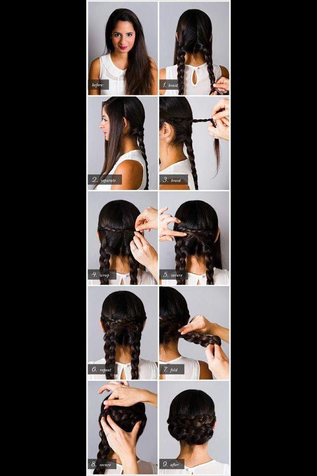 Pleasing Wet Hair Hair And Up Dos On Pinterest Short Hairstyles Gunalazisus