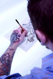 Design your own tattoo http://www.freetattoodesigns.org/design-your-own-tattoo.html