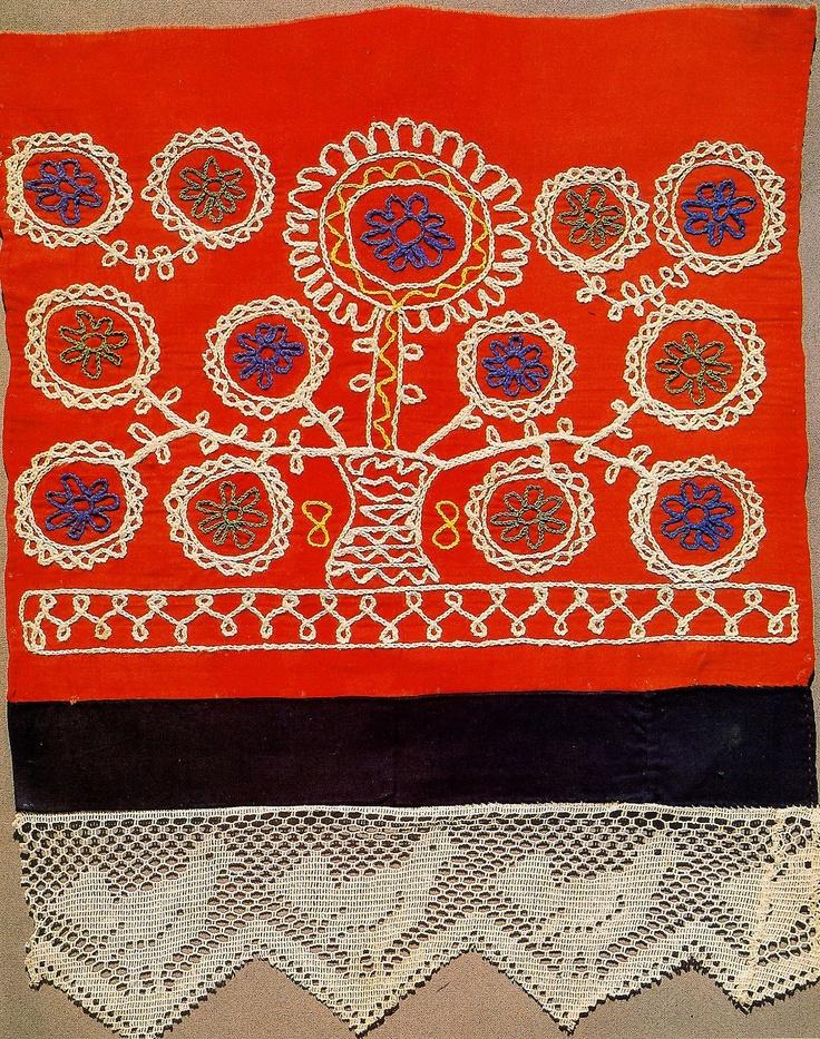 Россия.Конец полотенца.1899