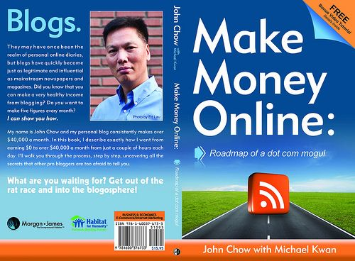 In this post `What is Blogging with John chow and Bonuses` I want to discuss about upcoming product of John Chow. As a Warrior members I think that most of us know John Chow. He is the leading blogger of our time and he showed that we can make money by blogging.
