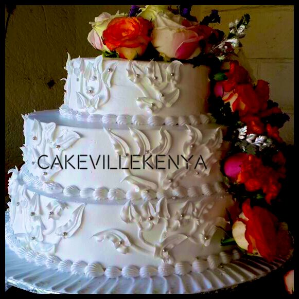 We Are The Wedding Cake Experts :-) For All Types Of Wedding Cakes...