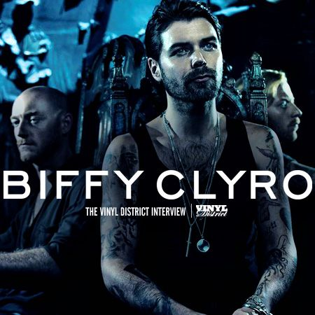 Biffy Clyro: The TVD Interview