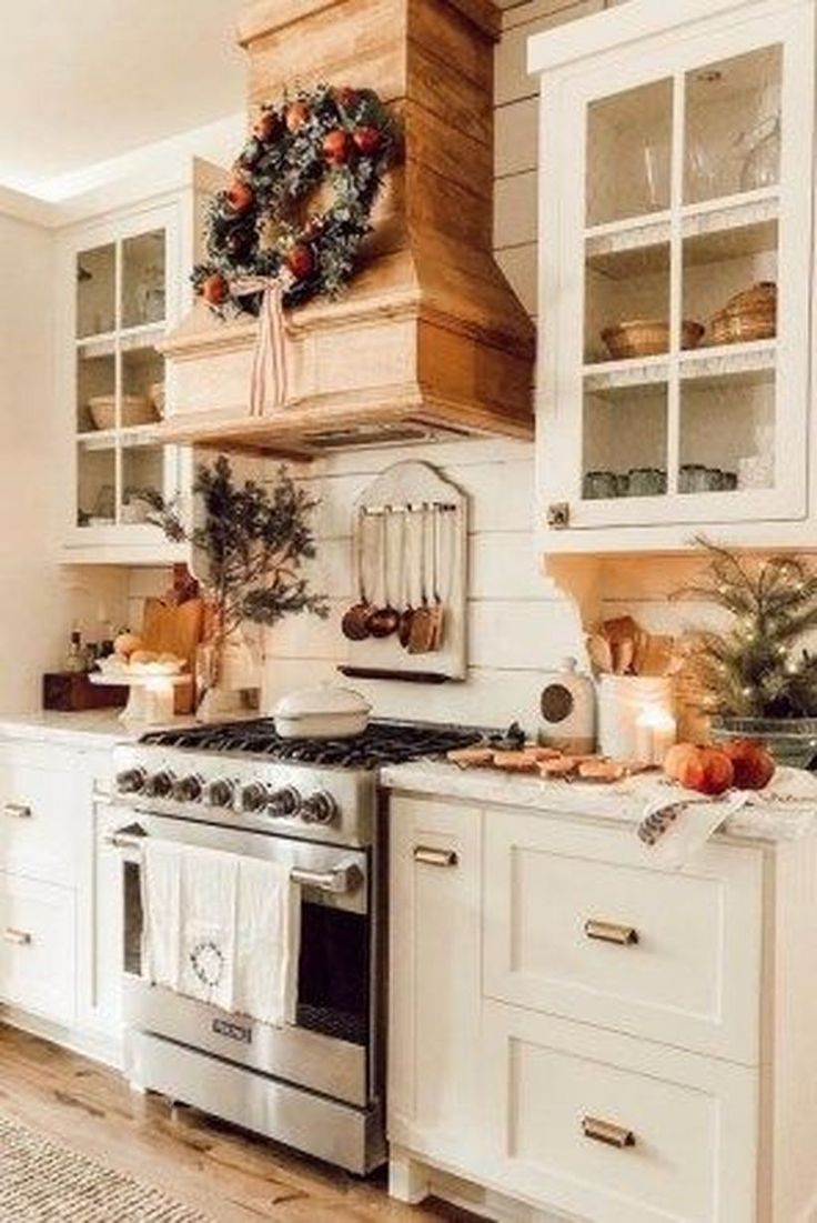 25 Amazing Fall Kitchen Design for Home Decor